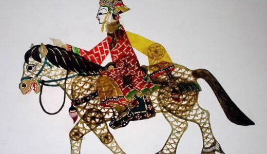 中国伝統影絵皮影戯「西遊記」 〜三打白骨精の巻〜/併演:鶴と亀